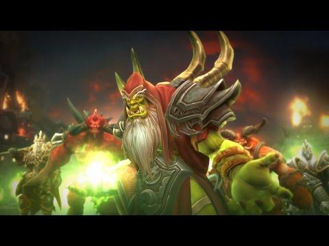 видео: heroes of the storm – Гул'дан