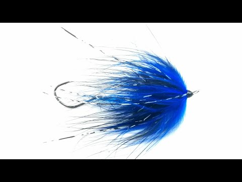 Winter Steelhead Tying 101 - The Hohbo Spey