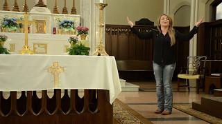 Música Católica - Marita -En las Luchas y en las Pruebas- Videoclip Oficial