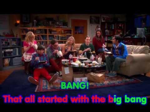 The Big Bang Theory Theme karaoke