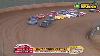 VMS REWIND - Collision One Limited Stock Feature 062919