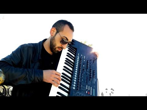 GarikMusic - Popurri / Armenian Keyboard Solo
