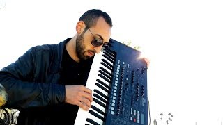 Lusnyak-Lusnyak , Sev-Sev Acher - Garik Avetyan on keyboard solo //