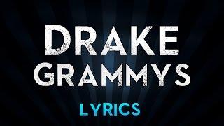 DRAKE Ft. Future - Grammys (Lyrics)