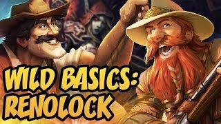 Hearthstone Wild Basics: Renolock