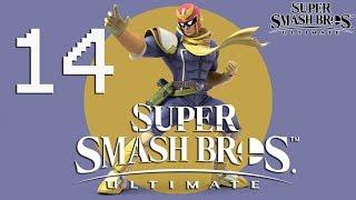 SUPER SMASH BROS. ULTIMATE #14 Falcon Puuuuunch!