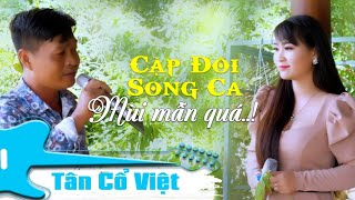 Cặp đôi song ca mùi mẫn êm ái...NS Ngọc Diễm & Tài Xế Huỳnh Vinh | Chợ Mới | Tân cổ việt