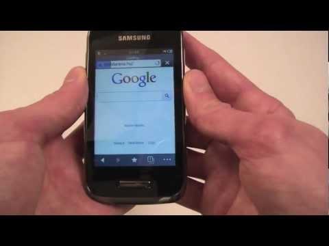 Samsung Wave Y hands-on