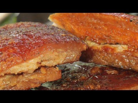 Chicharron De Cerdo Crocante / Lepicurien Zambrano