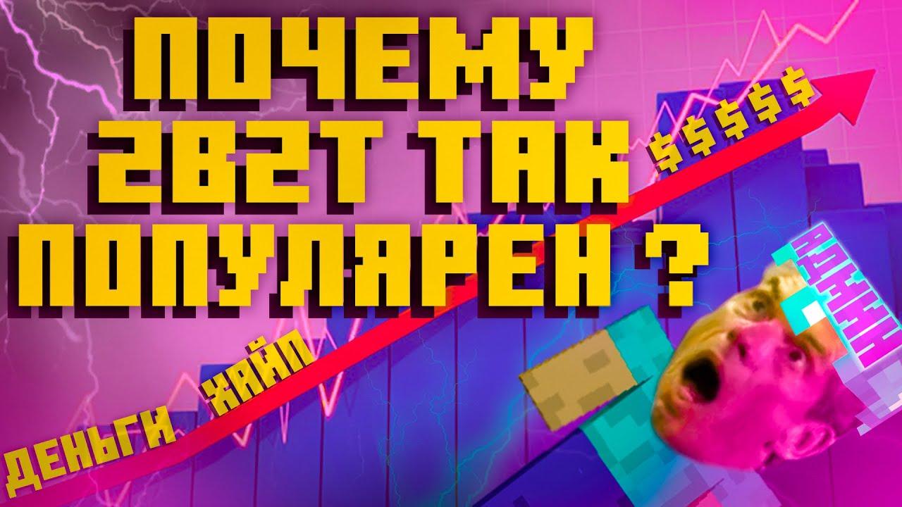 АНАЛИЗ ПОПУЛЯРНОСТИ 2b2t (hype)