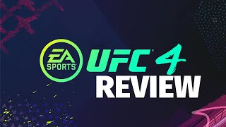 EA Sports UFC 4 Review - A Glorious Knockout Punch (Video Game Video Review)