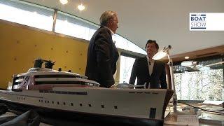 [ITA]  NUVOLARI LENARD - Portrait - The Boat Show