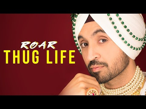 THUG LIFE : DILJIT DOSANJH (Official Audio ) Jatinder Shah | Ranbir Singh | Famous Studios