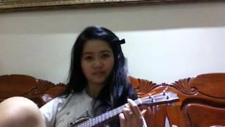 Beautiful in white (ukulele cover)