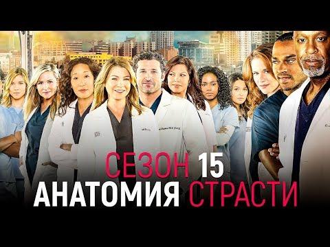 Смотреть сериал анатомия страсти 14 сезон когда выйдет