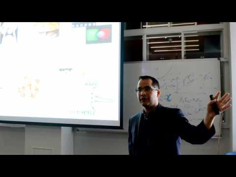 Prof. Ali Khademhosseini Talk at the Cambridge University.