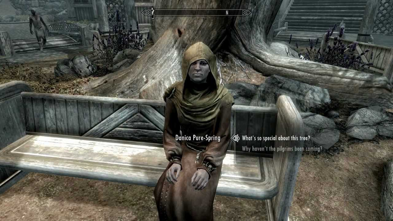 how to kill a ghost skyrim