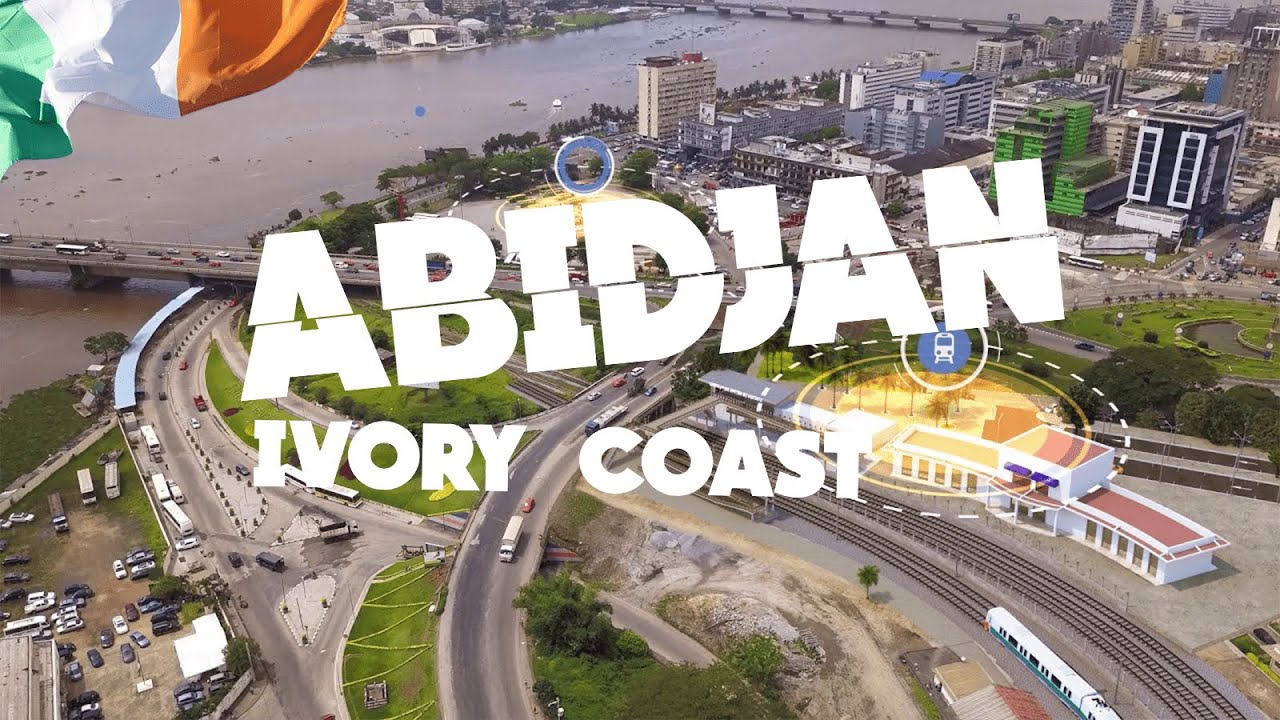 Discover Ivory Coast's City of ABIDJAN. Greenest City in Africa