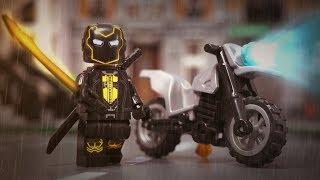 Avengers Endgame Ronin's Memories Lego Stop Motion