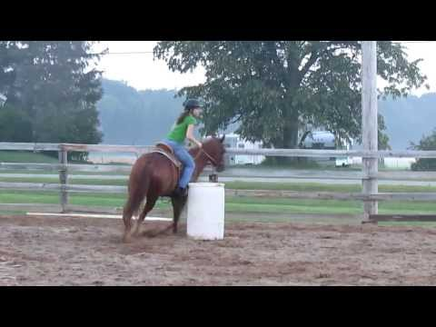 Barn Vlog: Riding Western, What I Wear, and Sunset Pictures!