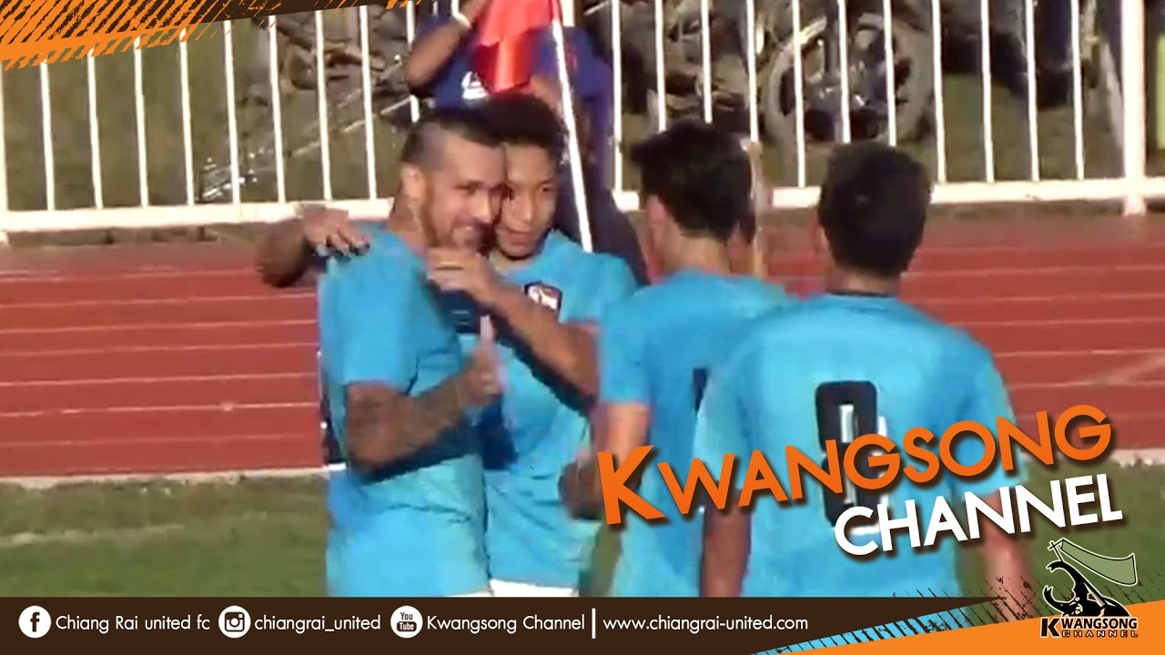 Download [Goals Highlight] Nan FC 1-1 Chiangrai United [14 Jan 2017]