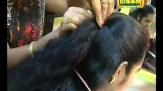 hair style for curly hair Thumbnail