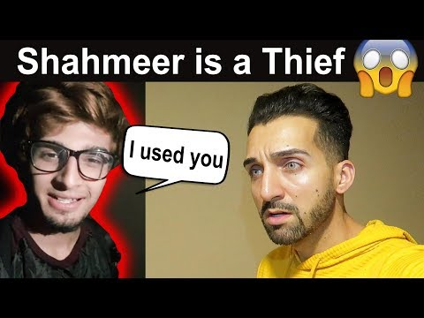 SHAHMEER ABBAS USED ME   SHOCKING!!!