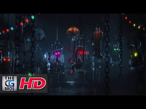 "CGI 3D Animated Teaser: ""Seasonal Greetings: Don"