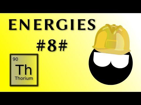 Energies -8- Nucléaire 3/3 Surgénération et Thorium