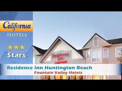 Residence Inn Huntington Beach Fountain Valley, Fountain Valley Hotels - California
