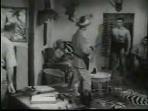 Montage - Tarzan and the Trappers (1959)