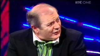 Tan Organic - The Panel - RTE ONE - 20th January 2011 Thumbnail