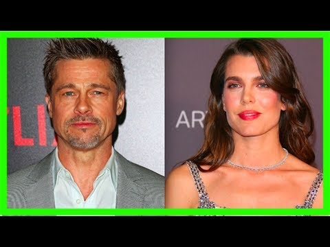 is brad pitt dating anyone 2018