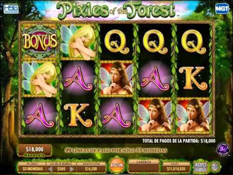 pixies of the forest casino