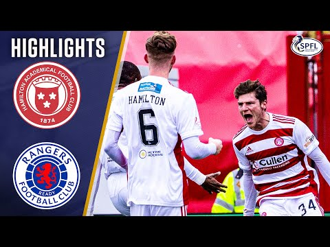 Hamilton Rangers Goals And Highlights