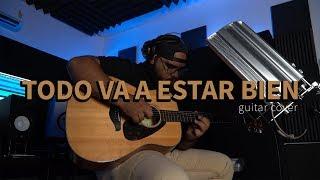 Arcangel Ft. Mark B - Todo Va Estar Bien Guitar  By Stargi