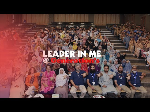 Leader in Me @ Generation's
