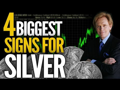 The 4 Biggest Signs For Silver - Mike Maloney Insider's Preview