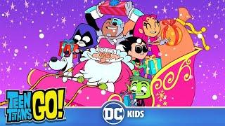 Teen Titans Go! in Italiano | L'allegro ciccione | DC Kids