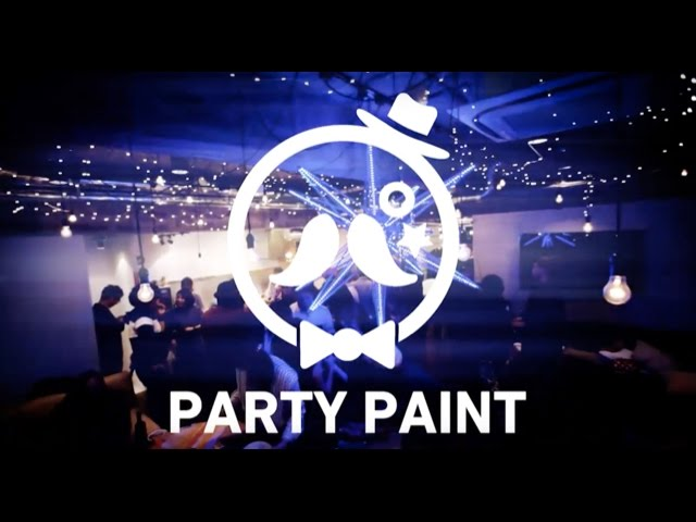 TOKYO PARTY PAINT™ powered by MIRACLE PAINT™