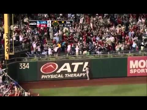 Jimmy Rollins Phillies Career Highlights