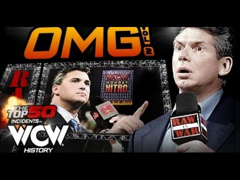 OMG! The Top 50 Incidents In WCW DVD Review