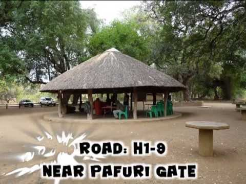 Kruger National Park Picnic Sites  Pafuri Babalala Mooiplaas