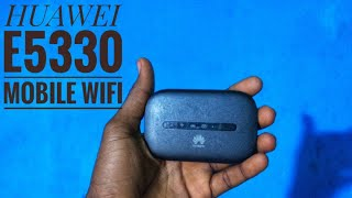 HUAWEI E5330 MOBILE WIFI REVIEW