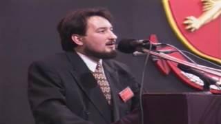 Што говореше Љубчо Георгиевски за федерализацијата и промената на името пред 22 години