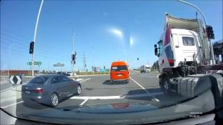 Dash Cam Owners Australia April 2017 On the Road Compilation