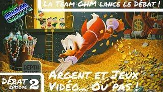 [Débat #002] L'argent dans le jeu vidéo (ou pas...)