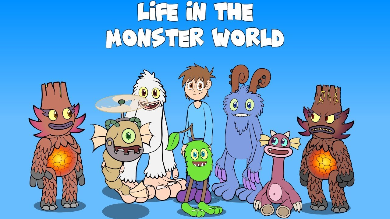 Download Live In The Monster World #103