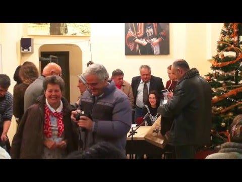 Lansare Îngerii din Moscopole  Istorii îngemănate   Societatea Culturală Aromână - 18 dec 2015p2