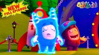 Oddbods | Nouveau | GARDE LA TÉTE HAUTE | ÉPISODE Complet | Dessins Animés Amusants Pour Les Enfants